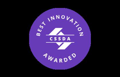 Awards - CSSDA - Best Innovation