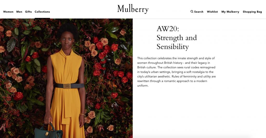luxury web design inspiration